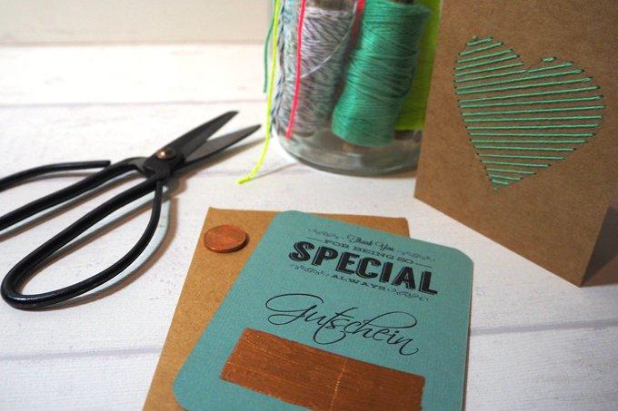 DIY | Valentinstag: Rubbellos für den besonderen Menschen