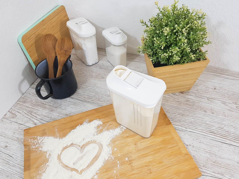 Ordnung in der Küche Lebensmittel organisieren