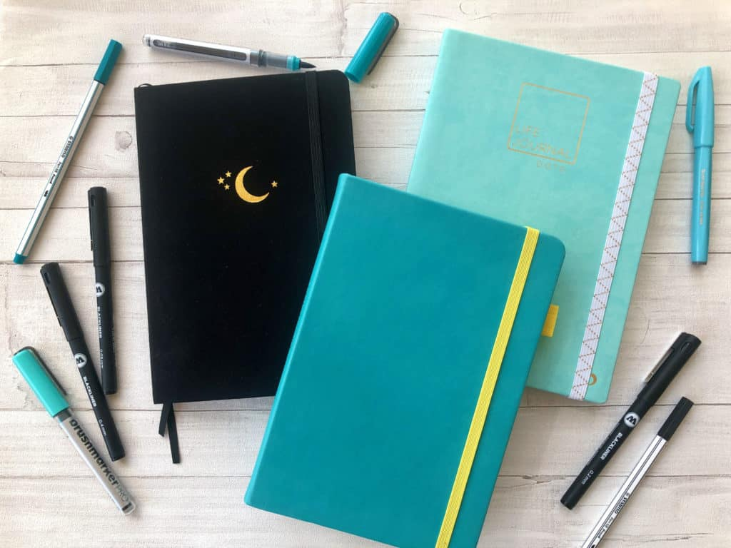 Bullet Journal Notizbuch Favoriten
