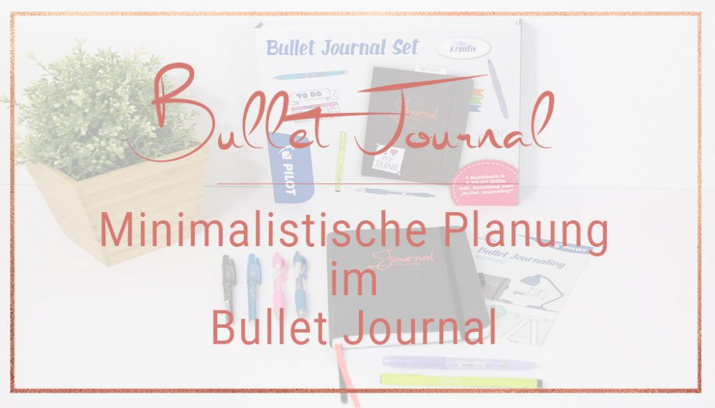 Bullet Journal Starter Set Pilot