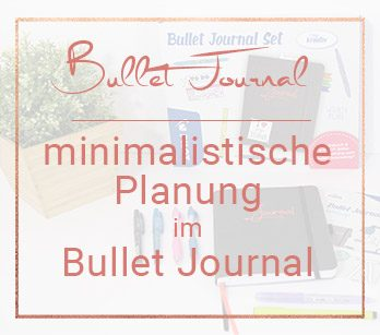 Bullet Journal Pilot Starterset