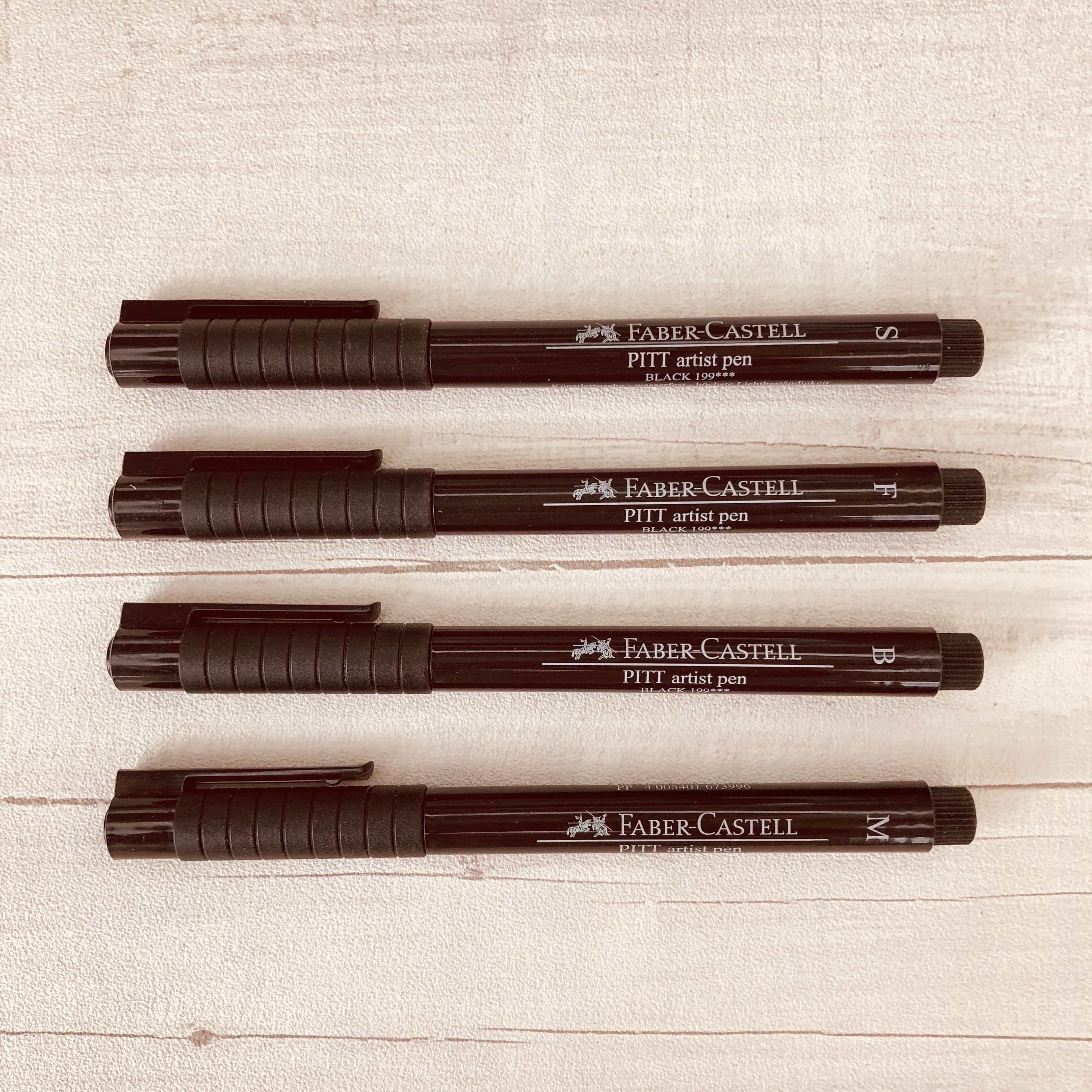 Fineliner Pitt Artist Pen