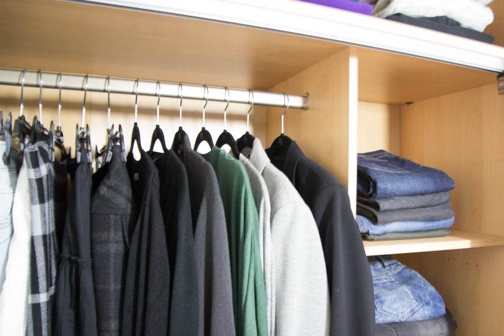 Ordnung Im Kleiderschrank Ordnungssystem Miss Konfetti