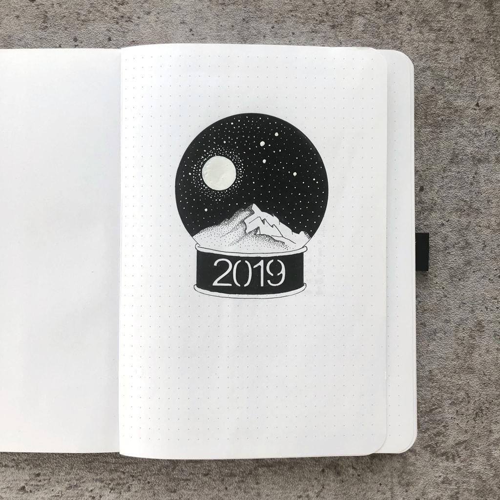 Deckblatt Jahr 2019