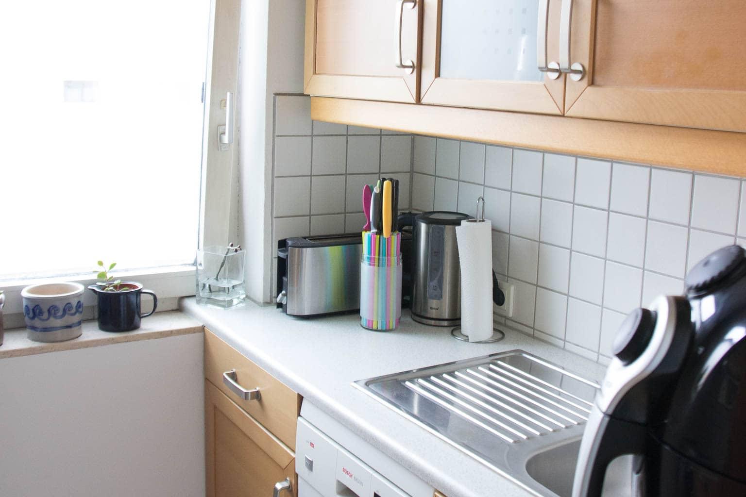 Ordnungstipps kleine Küche